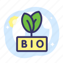 bio, earth day, ecology, energy, sign icon