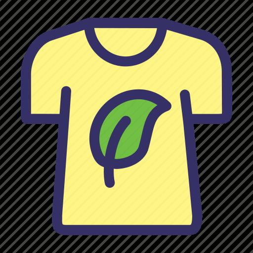 clothing, earthday, fashion, nature, shirt icon