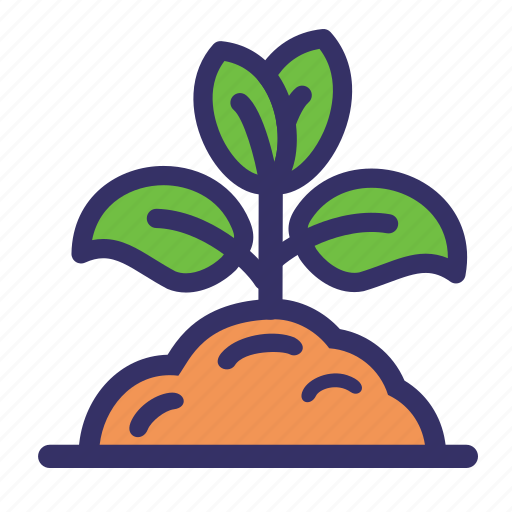 earth day, ecology, energy, environment, gardening, growing, plant icon