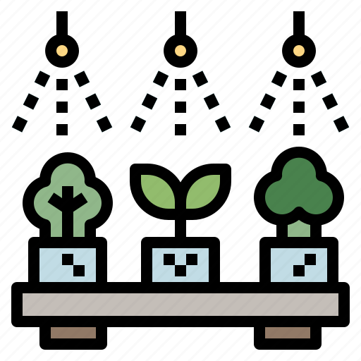Farm, hydroponic, nutrition, organic, plant icon - Download on Iconfinder