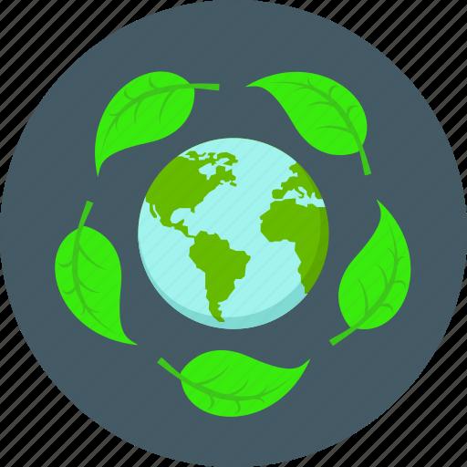 bio planet, earth, eco globe, ecology, environment, nature, planet icon