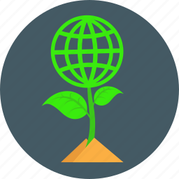 bio planet, earth, eco globe, ecology, environment, greenery, nature icon