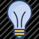bulb, ecology, energy, green, lamp, light, lighting icon