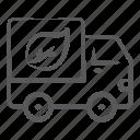 automobile, eco truck, garbage truck, garbage vehicle, recycling van