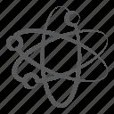 atom science, cell bonding, molecular network, molecular technology, scientific research