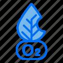 oxygen, leaf, ecology, pollution