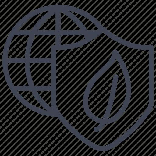 earth, energy, global, globe, green, power icon