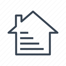 consumption, ecology, energy, home, house icon