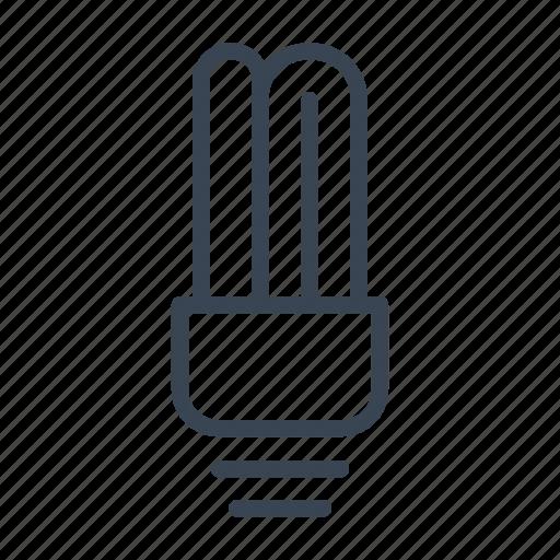 eco, ecological, ecology, led, lightbulb icon