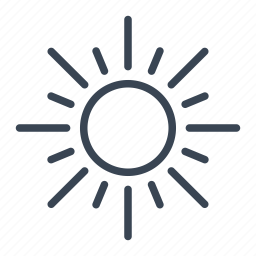 ecology, energy, solar, sun icon