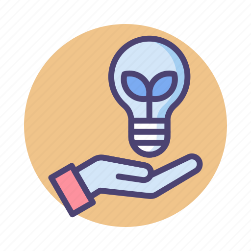 electric, electricity, energy, energy saving, saving icon
