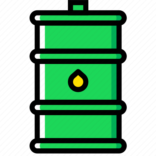 barrel, ecology, enviorment, nature, oil icon