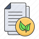 eco, ecology, leaf, paper, recycle, recycling, sheet