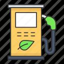 awareness, eco, ecology, energy, friendly, gas, fuel dispenser
