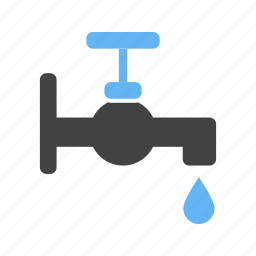 ecology, flow, liquid, pipe, tap, water, water tap icon
