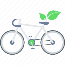 bicycle, bio, cycle, cycling, environment, fuel, save icon
