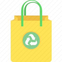 bag, eco, environment, friendly, save, shop, shopping icon