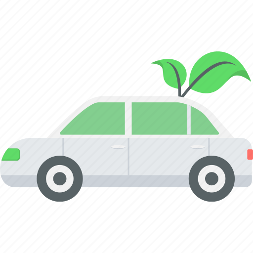 car, eco, ecology, environment, friendly icon