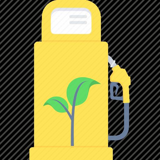 eco, ecology, environment, fuel, petrol, save icon