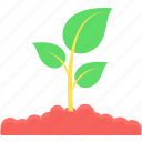 ecology, environment, garden, gardening, nature, plant, planting icon