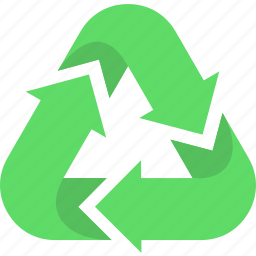 recyle, refresh, reuse, spam, trash icon