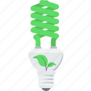 eco, ecology, energy, light, renewable icon