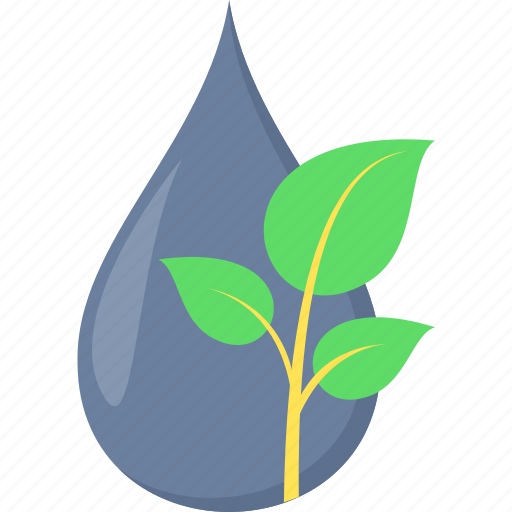ecology, energy, environment, health drink, herbal, water icon