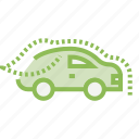 car, eco, ecology, ecosystem, environment, environmentalism, friendly icon