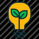 bulb, eco bulb, ecology, energy, light