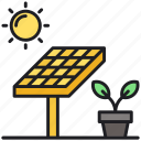 energy, panel, power, solar