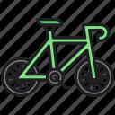 bicycle, bike, vehicle