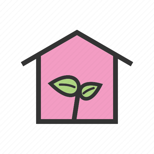 green, greenhouse, landscape, meadow, nature, olive, tree icon
