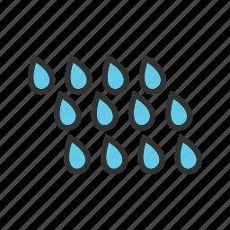 light, rain, rainy, water, weather, wet, window icon