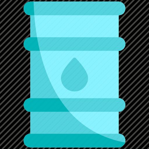 barrel, petrol, petroleum icon