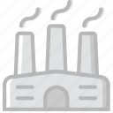 ecology, enviorment, factory, nature icon