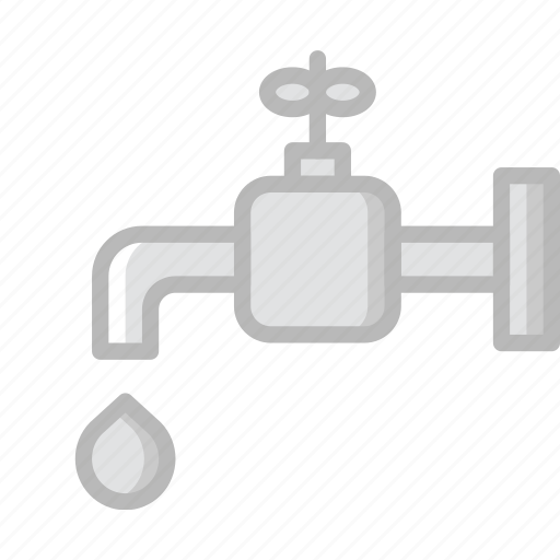 ecology, enviorment, nature, tap, water icon