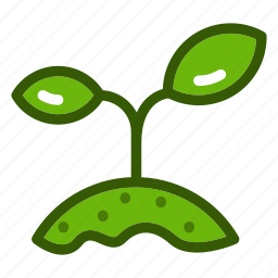 eco, ecology, environment, nature, plant icon