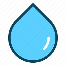 drop, ecology, environment, nature, water icon