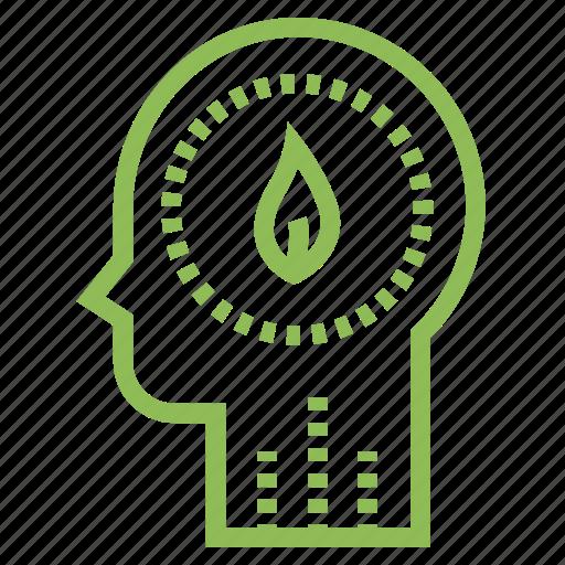 concept, ecology, ecosystem, environment, environmentalism, idea, think icon