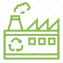 ecology, ecosystem, environment, environmentalism, factory, industry, manuxfacture icon