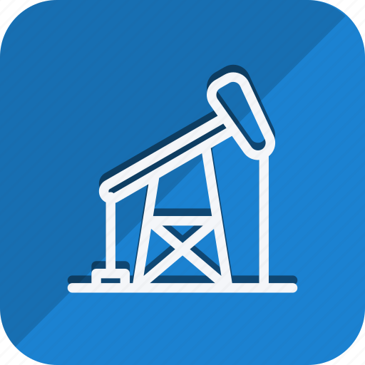 ecological, ecology, fuel, industry, mill, nature, oil icon