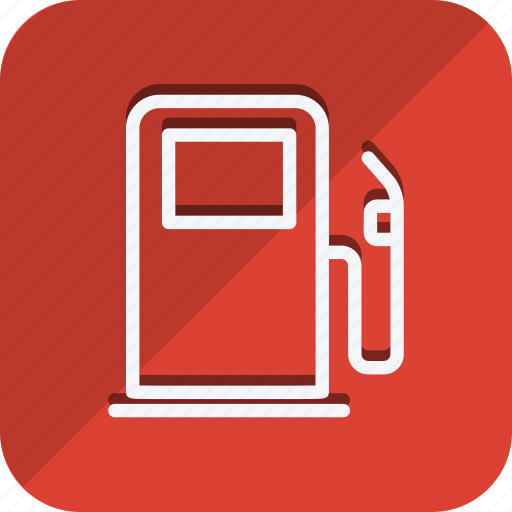 ecological, energy, filling, gasoline, nature, oil, petrol icon