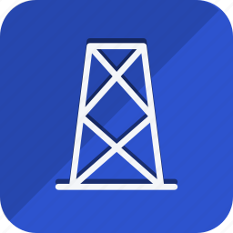 ecological, ecology, energy, environment, green, nature, tower icon