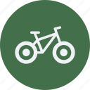 bicycle, bike, ecology, environment, recycle icon