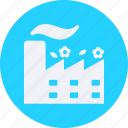 eco, ecology, energy, environment, factory, forest, nature icon