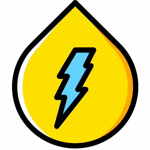 ecology, energy, enviorment, nature, water icon