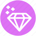 .svg, brilliant, crystal, diamond, gem, gemstone, value icon