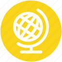3, earth, globe, streamline, world, world globe icon