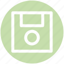.svg, disk, diskette, floppy, floppy back, floppy disk, save icon