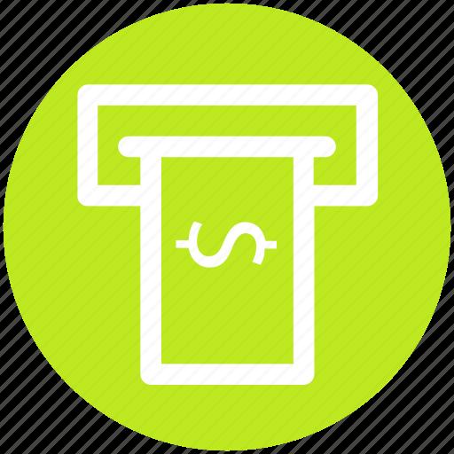 .svg, atm, cash, machine, money, teller, withdrawal icon